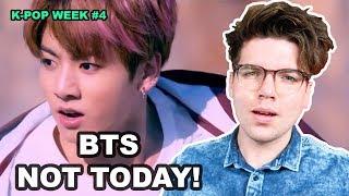Baixar BTS - NOT TODAY REACTION | K-Pop Week #4