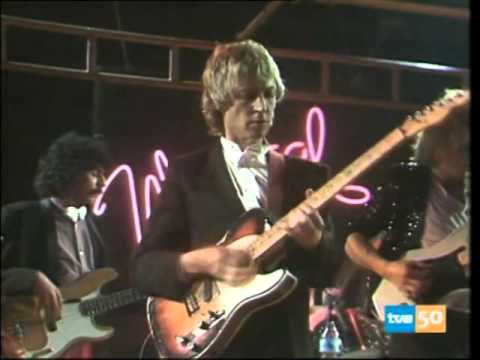 KEVIN AYERS & FRIENDS - Live Spain TV (1981)