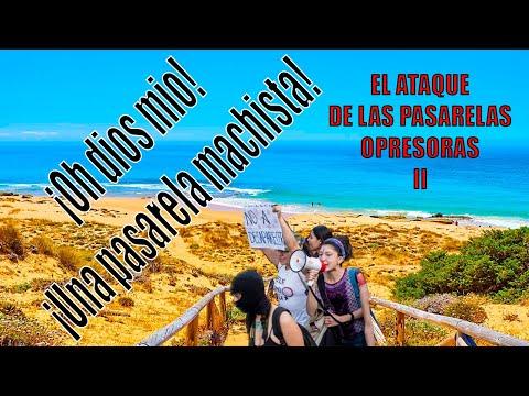 ¡Peligro! Pasarela de Cádiz MACHISTA
