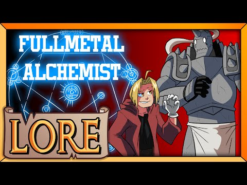 FULLMETAL ALCHEMIST: The Law of Equivalent Exchange | LORE in a Minute! | Really Freakin' Clever