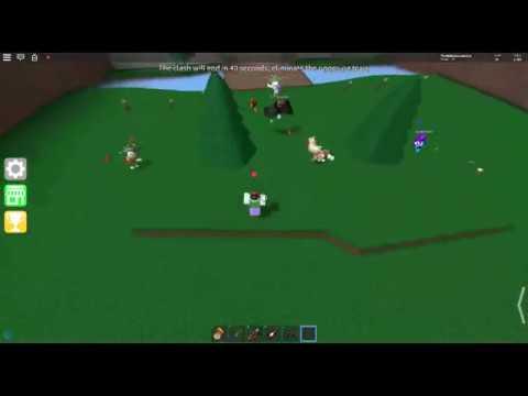 ROBLOX / Epic Minigames / Minigames / Castle Clash (New)