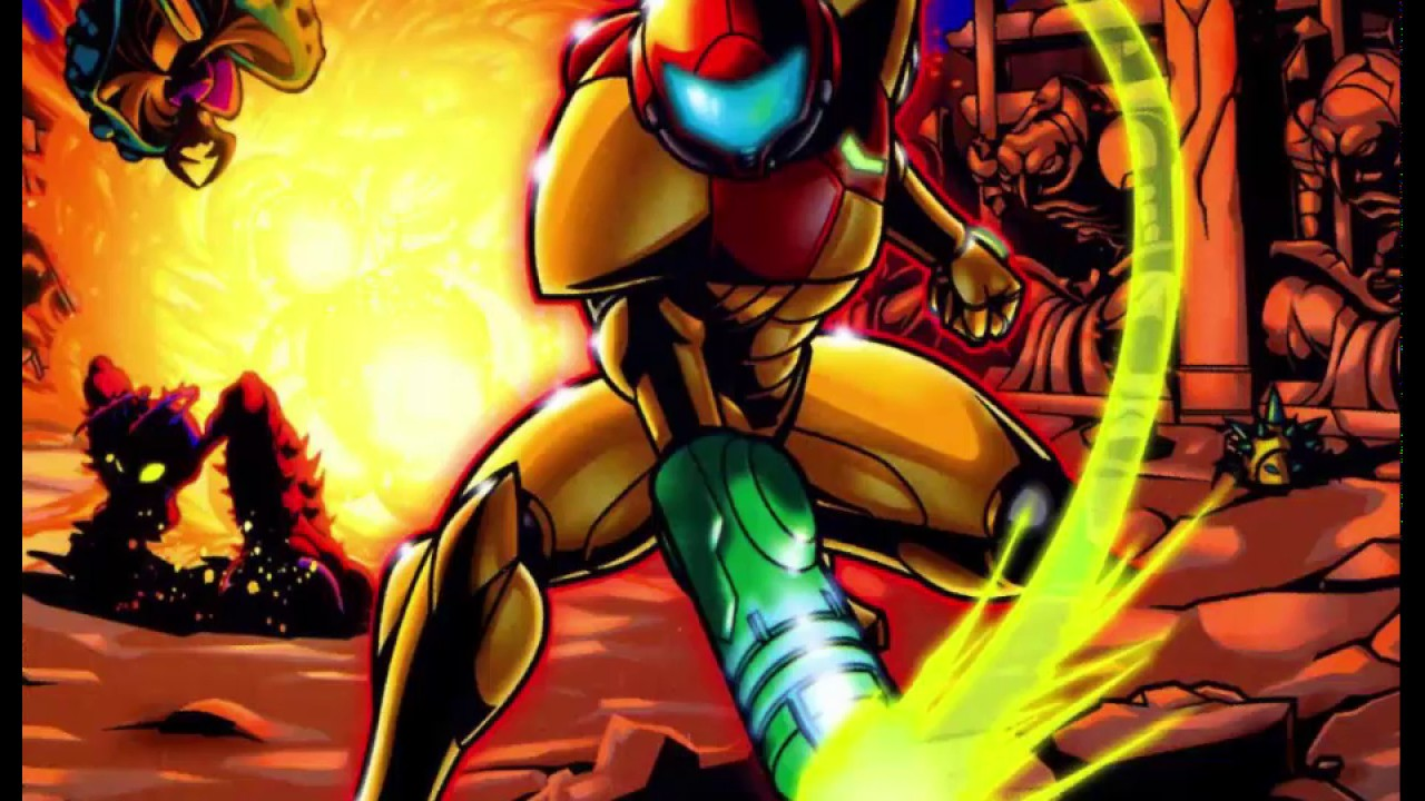 Another 75 Minutes of Atmospheric Metroid Music Compilation