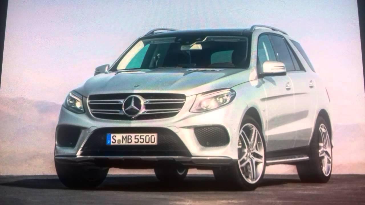 All Types mercedes ml 2016 : Mercedes ML 2016 - YouTube