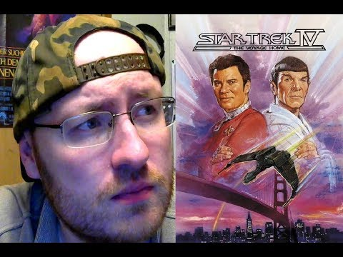 Star Trek IV: The Voyage Home (1986) Movie Review - My Favorite Star Trek Film