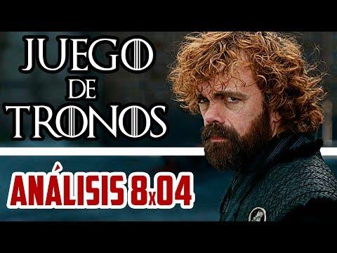 JUEGO DE TRONOS | TEMPORADA 8 | CAPÍTULO 4 | ANÁLISIS | Dracarys