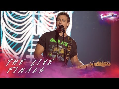 Trent Bell sings In My Blood | The Voice Australia 2018