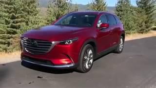 Quick Look: 2018 Mazda CX-9 AWD