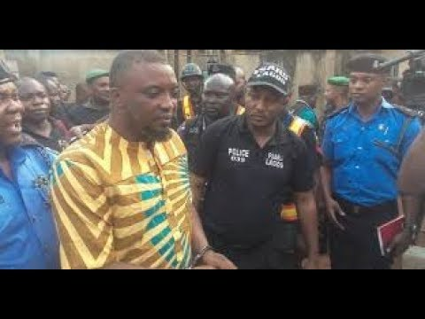 badoo ikorodu: Police arrested suspected Badoo cult leader h
