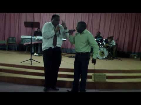Bishop J G Makwakwa  - It's finished