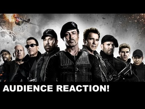 The Expendables 2 Movie Review : Beyond The Trailer