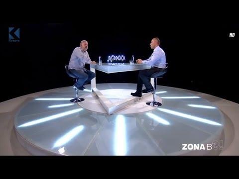 Zona B: Ramush Haradinaj - 11.07.2017 - Klan Kosova