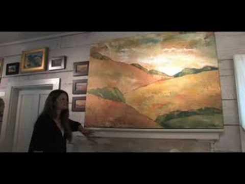 Erin Gafill, Big Sur Painter