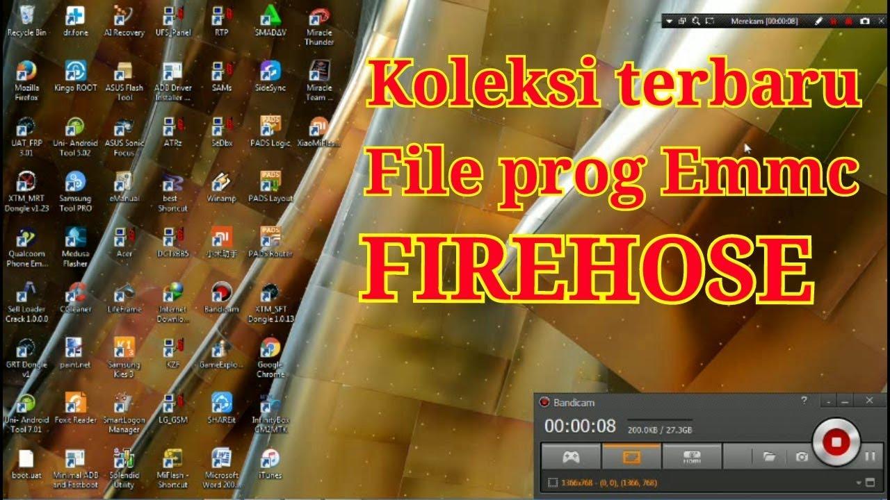 Koleksi file firehose Lengkap dan terbaru : LightTube