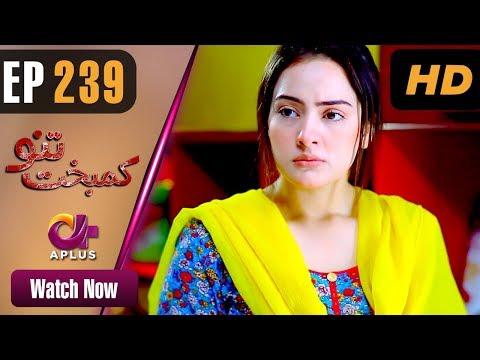 Kambakht Tanno - Episode 239 - Aplus ᴴᴰ Dramas