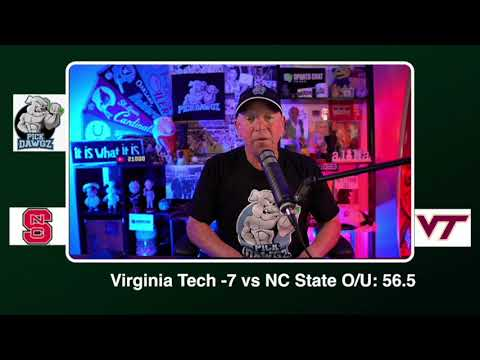 Virginia Tech vs NC State Free College Football Picks and Predictions CFB Tips Saturday 9/26/20