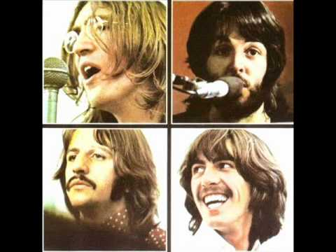 The Beatles - Let It Be - Backing Track