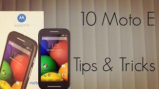 10 Moto E Tips & Tricks - PhoneRadar