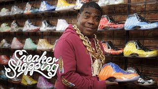 Download Tracy Morgan Goes Sneaker Shopping With Complex Mp3 and Videos