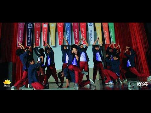 IIT Kanpur | Group Dance | Inter IIT Cultural Meet 2016