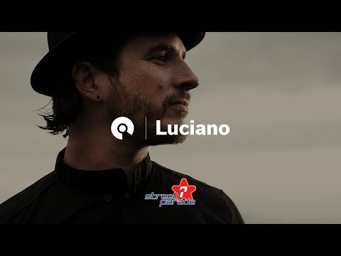 Luciano @ Zurich Street Parade 2017 - Opera Stage (BE-AT.TV)