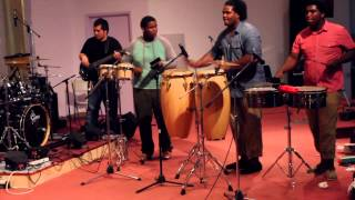 JAS Merengue Back Again 2013 Guira Congas Bass Piano Timbales
