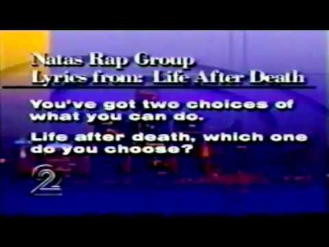 Fans commiting suicide to hip hop music - Esham / Natas