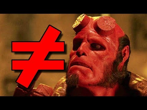Hellboy - What's the Difference?