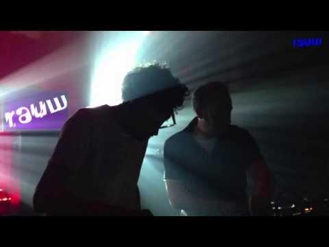 DISC TWINS - THE GLIMMERS - JOOST VAN BELLEN @ RAUW CLASSICS NIGHT