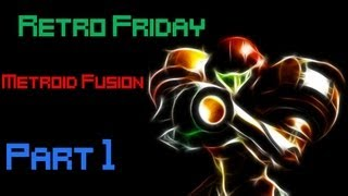 Metroid Fusion #1 (GBA) [Retro Friday]