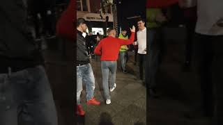 Conor Mcgregor pub fight