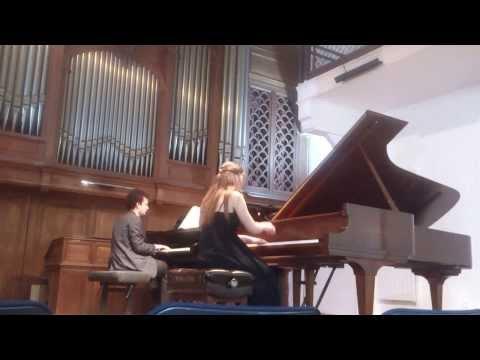 S. Rachmaninoff Piano Concerto No. 3 op.30 - Elizaveta Frolova