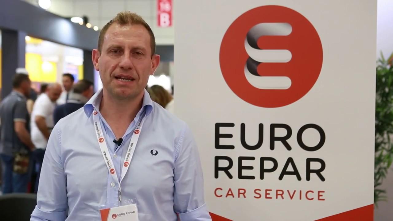 Euro Repar Car Service Ad Autopromotec 2017 Interviste Youtube