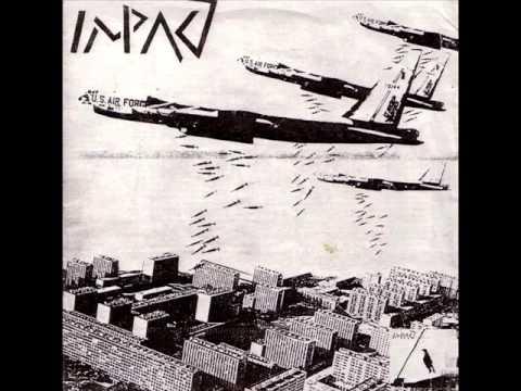 Impact / Eu's Arse (EP 1983)