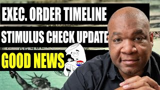 Good News Plus Exec. Order Timeline | Stimulus Check 2 & Second Stimulus Package update Tuesday 8/11