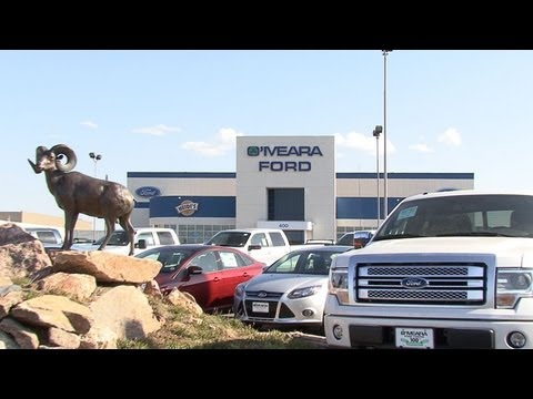 O Meara Ford >> O Meara Ford New 2013 Cars And The 100 Year Celebration Youtube