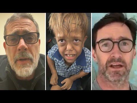 Hugh Jackman's Quaden Baylas Australian 9yr boy raises awareness of bullying in viral video