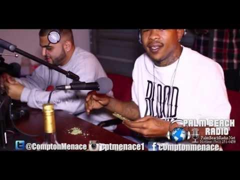 Compton Menace At Palm Beach Radio