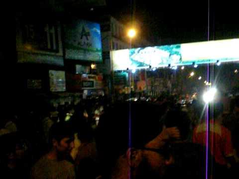 post match celebration.....IND vs AUS,nagpur
