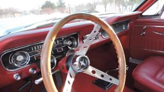 1965 Ford Mustang white GT for sale at www coyoteclassics com