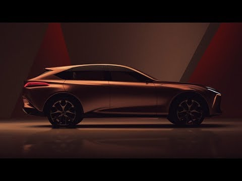 Lexus Carves Out a New Flagship Luxury Crossover with Lexus LF-1