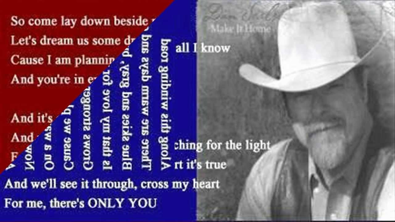Download Dan Seals - Only You ( + lyrics 2002)