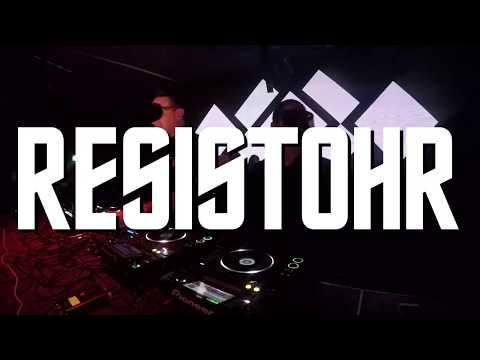 Resistohr @ DOHT & DCRYPTED - Hans-Bunte, Freiburg, Germany - 09.12.17