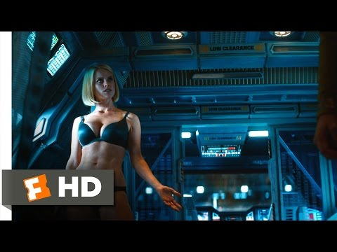 Star Trek Into Darkness (4/10) Movie CLIP - Carol is Revealed (2013) HD