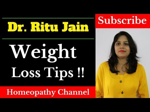Weight Loss Tips In Hindi- वजन घटाने के  उपाय -  Dieting Tips- How Do I Lose Weight