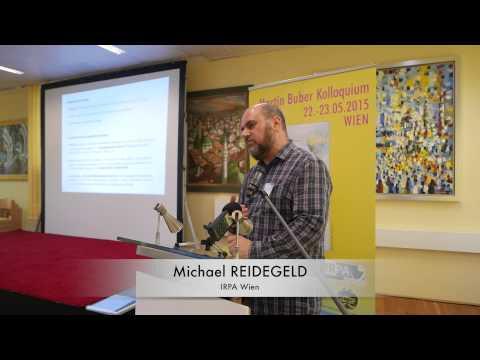 Martin Buber Kolloquium_Vortrag_Michael Reidegeld