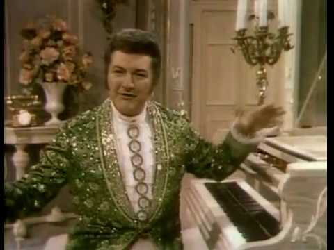 """The Liberace Show: Liberace plays """"The Blue Danube"""" by Johann Strauss (1969)"""