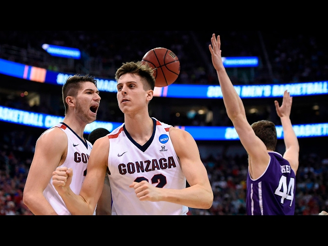 Second Round: Gonzaga ousts Northwestern