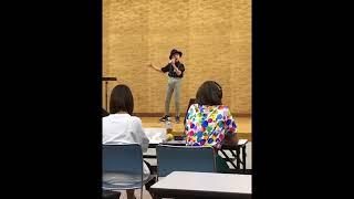 四国放送(徳島)主催/[スターへの道]2018春のオーディション予選の様子...