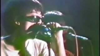 『ロンリー・ローラー』あがた森魚 & VS 1980年7月6日(日)に東京「原宿...