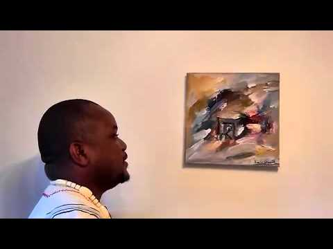 ArtWorks on Contemporary Lives with Arrey Ivo